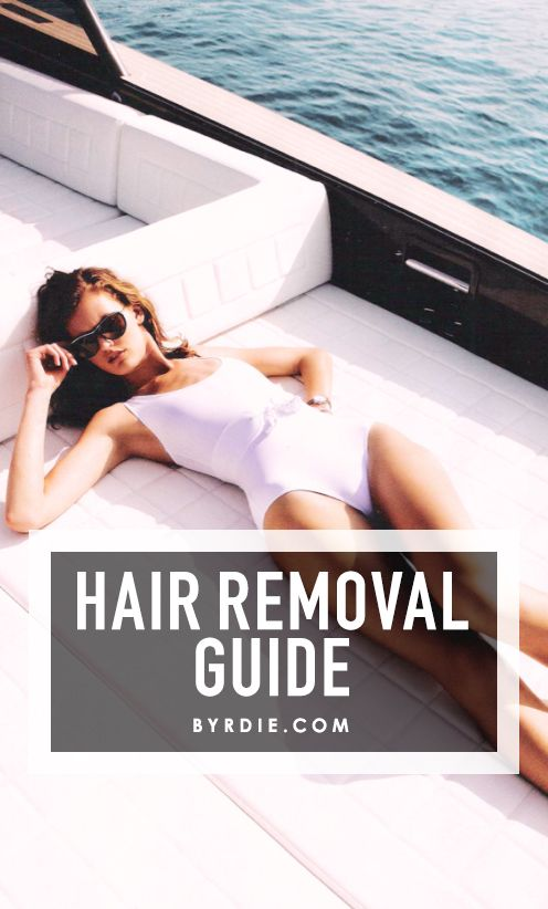To wax or not to wax? That is the question. Scope our ultimate hair removal guide for the answer!