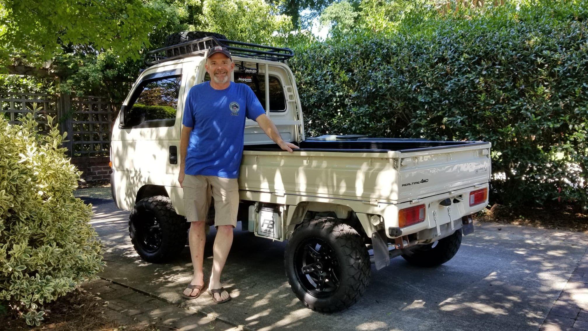 1994 Honda Acty Truck — Nippon Imports【2020】 軽 自動車