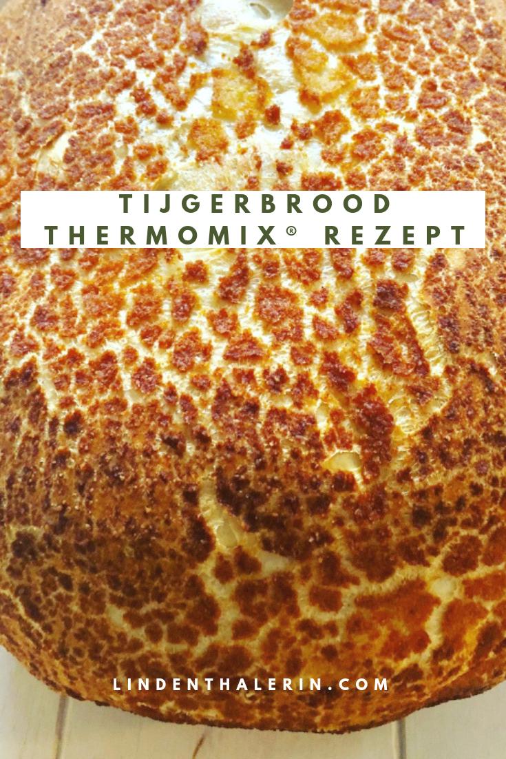 Holländisches Tijger-Brood oder Tiger-Brot - Lindenthalerin Thermomix® Blog