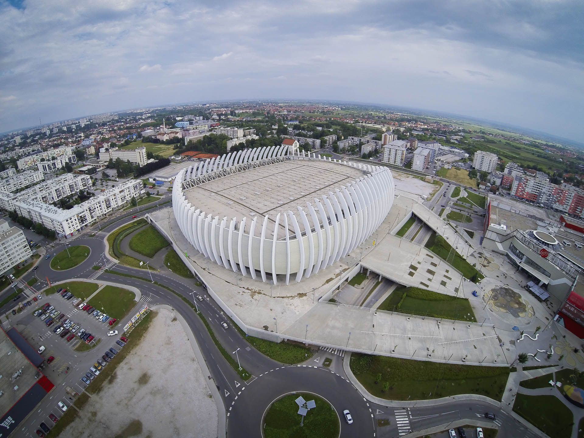 Arena Center Zagreb Zagreb Visit Croatia Capital Travel Love Lenuci Horseshoe Downtown Upper Town Oldtown Licitar Dolac Kaptol Banjelacic