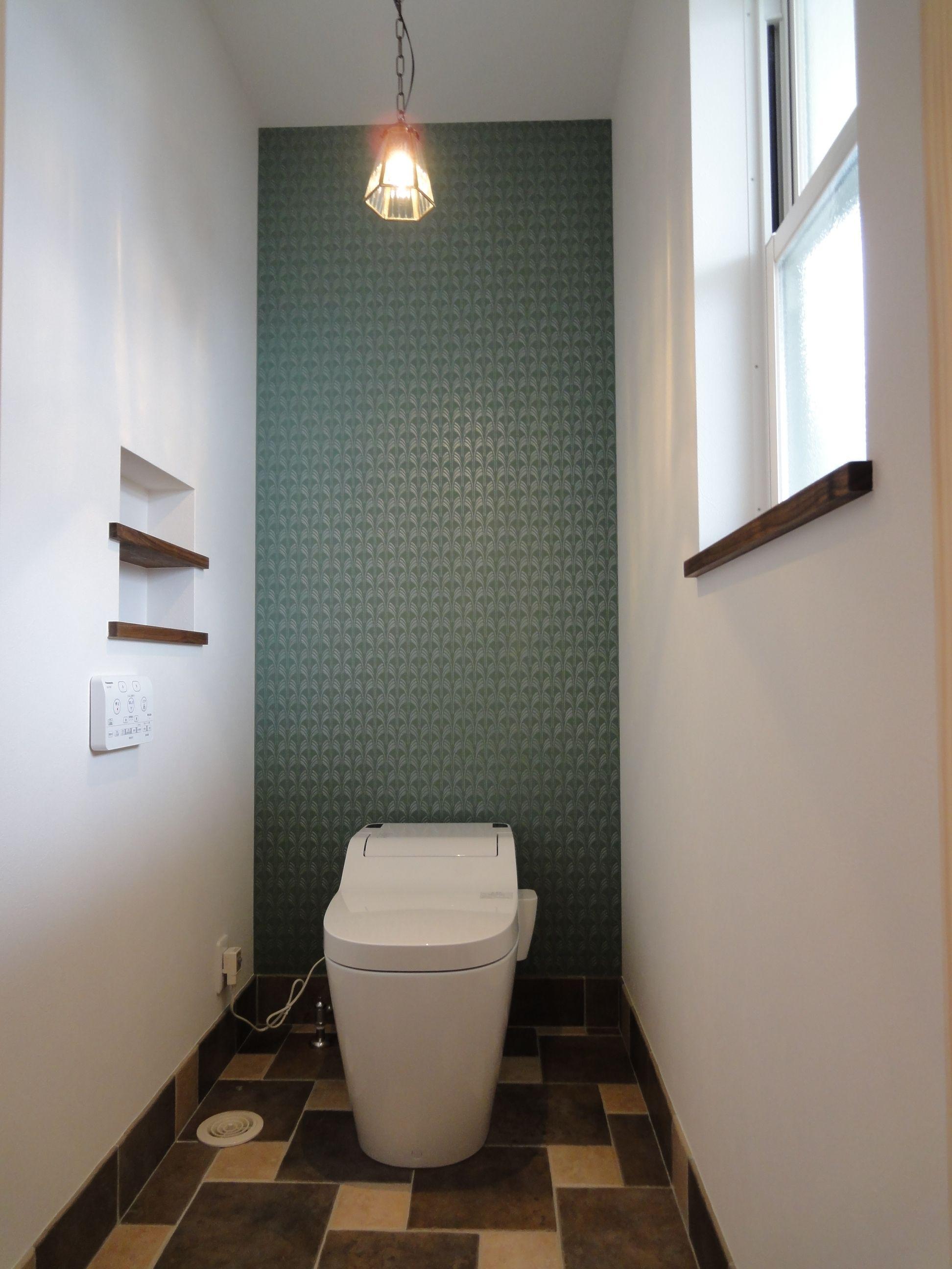 我が家のトイレをおしゃれにするアイディア 生活感なくおしゃれに トイレ おしゃれ バスルームの装飾 バスルームインテリア