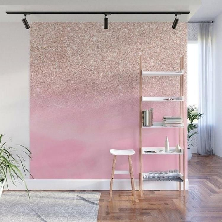 Glitter Wall Paint Trendy Home Decorating And Accent Wall Ideas