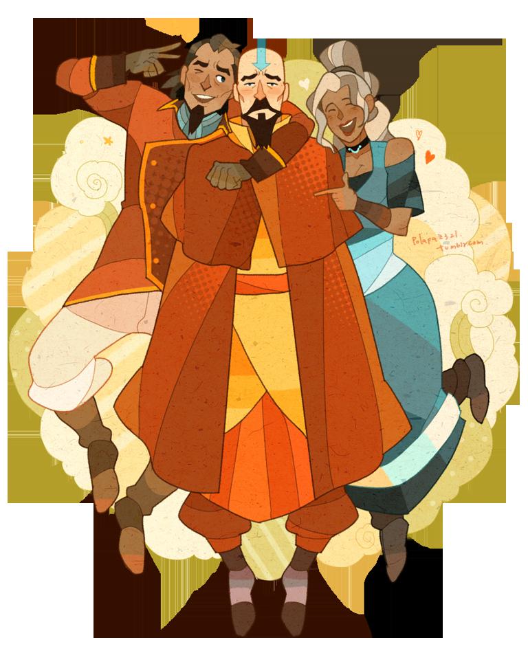 Team Avatar: Kataang Kids By ~freestarisis On DeviantART