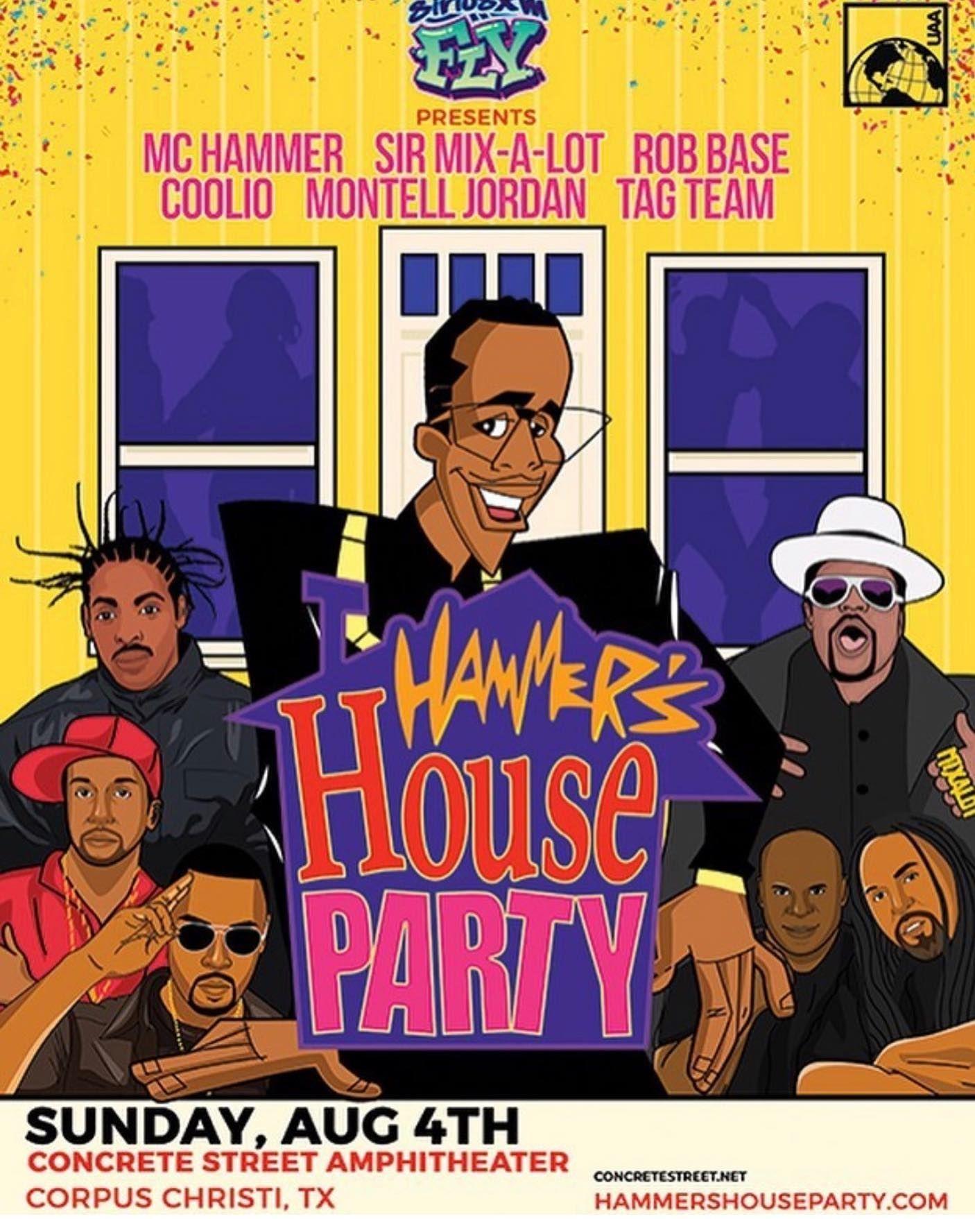 #hammershouseparty #mchammer #sirmixalot #robbase #coolio #montelljordan #tagteam#hammershouseparty #mchammer #sirmixalot #robbase #coolio #montelljordan #tagteam