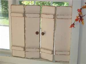 cute shutters selber bauen pinterest m bel bauen einrichtung und m bel. Black Bedroom Furniture Sets. Home Design Ideas