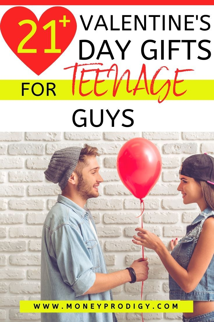 27 valentines day gifts for teenage guys theyll