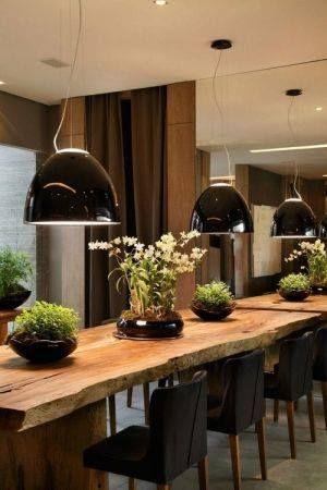 Decoración de Comedores Rústicos | Interior Design ...
