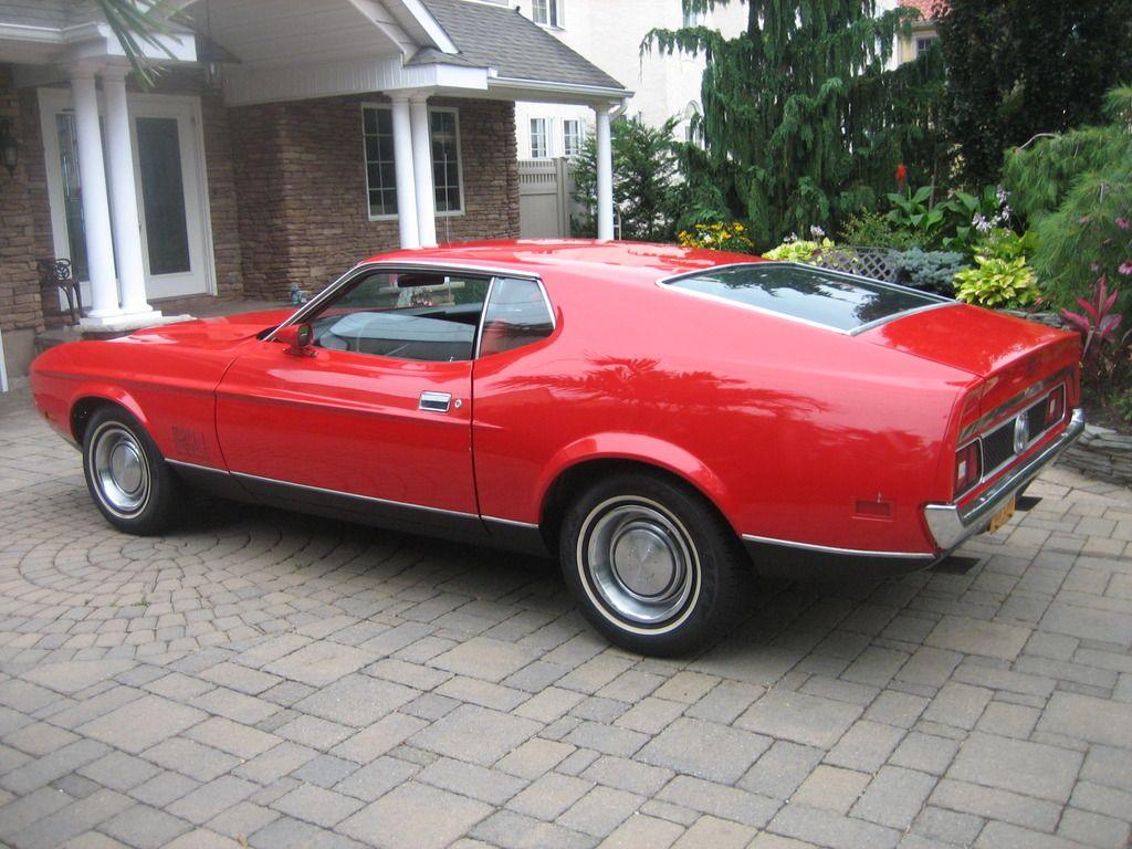 1971 Mustang Mach 1 | 1971 mustang mach 1, Mustang mach 1 ...