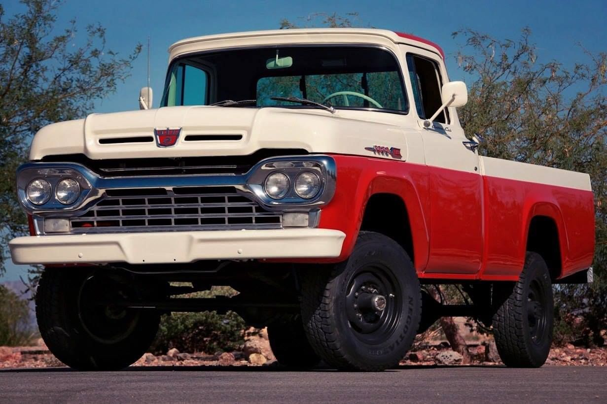 58 Ford F250 3 4 Ton 4x4 Cool Trucks Pinterest 1970 Highboy
