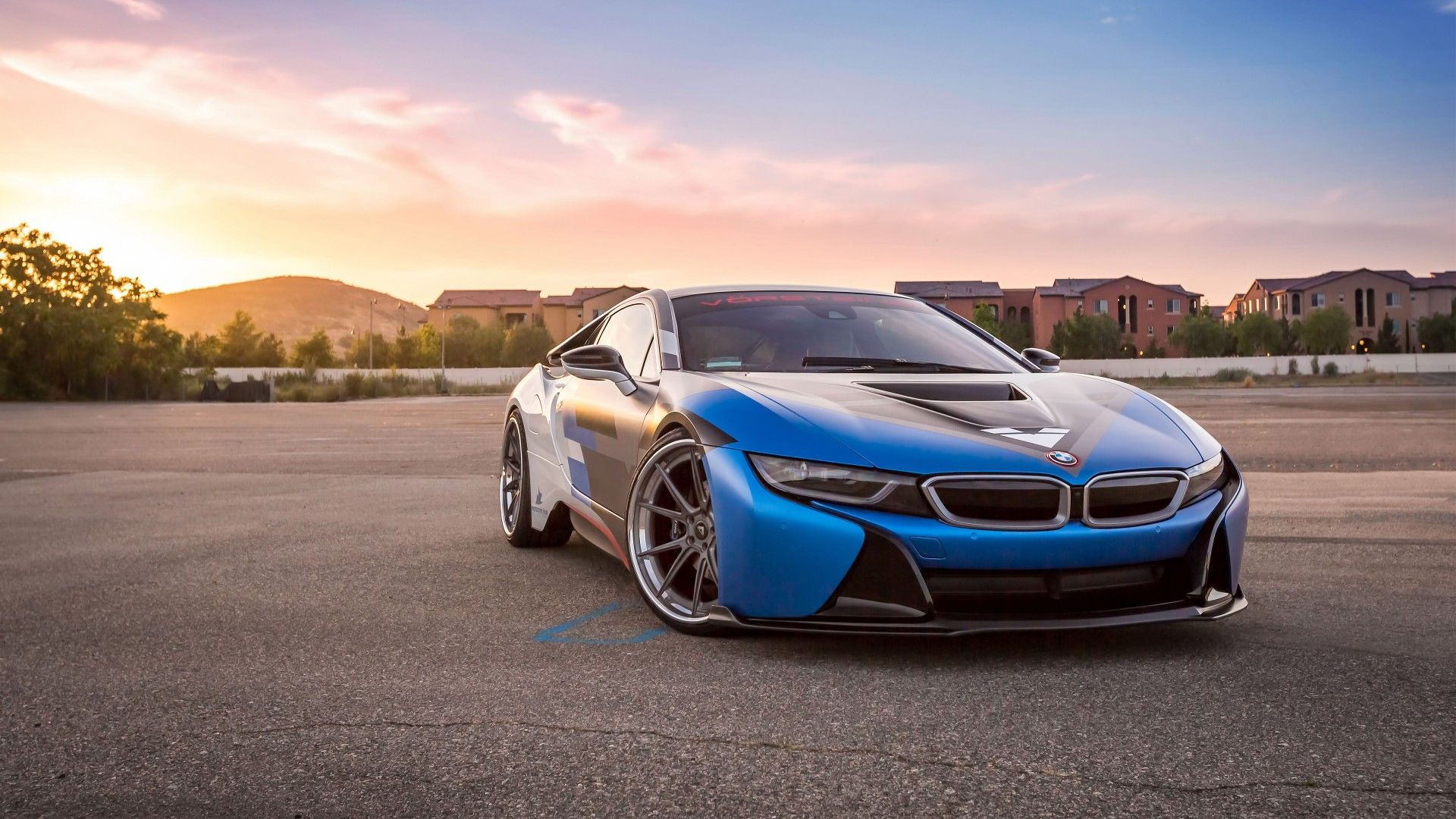 A Volcano Powered Supercar In 2020 Bmw I8 Bmw Car Wallpapers