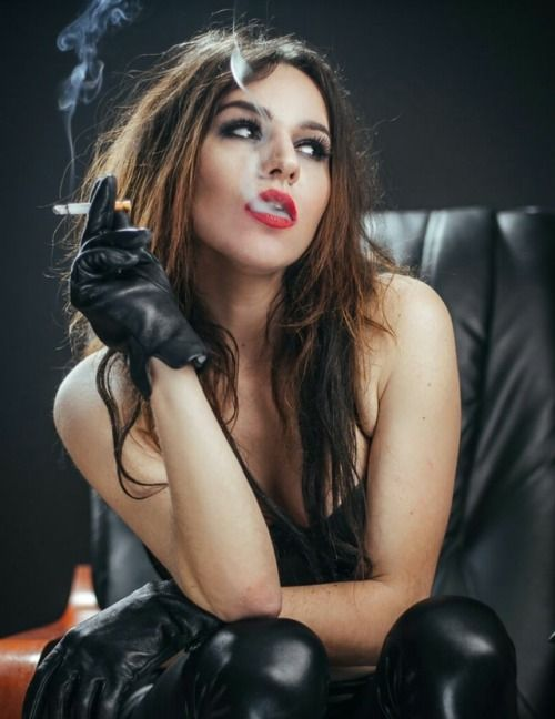 Are Hot girls in sexy leather this magnificent