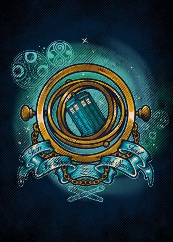 doctor who harry potter time turner time travel tardis timelords space tv Movies & TV