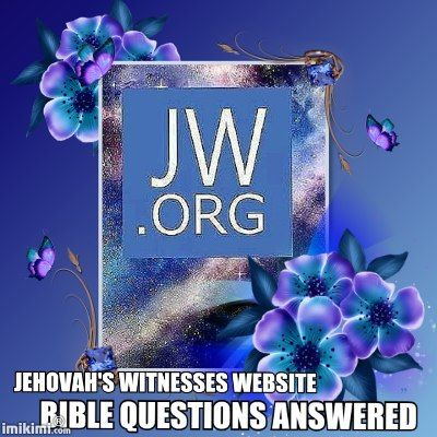 JW ORG —Jehovah's Witnesses official web site is for you and your