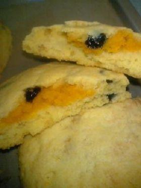 「カボチャあん入りアメリカンクッキー」ノンノン | お菓子・パンのレシピや作り方【corecle*コレクル】