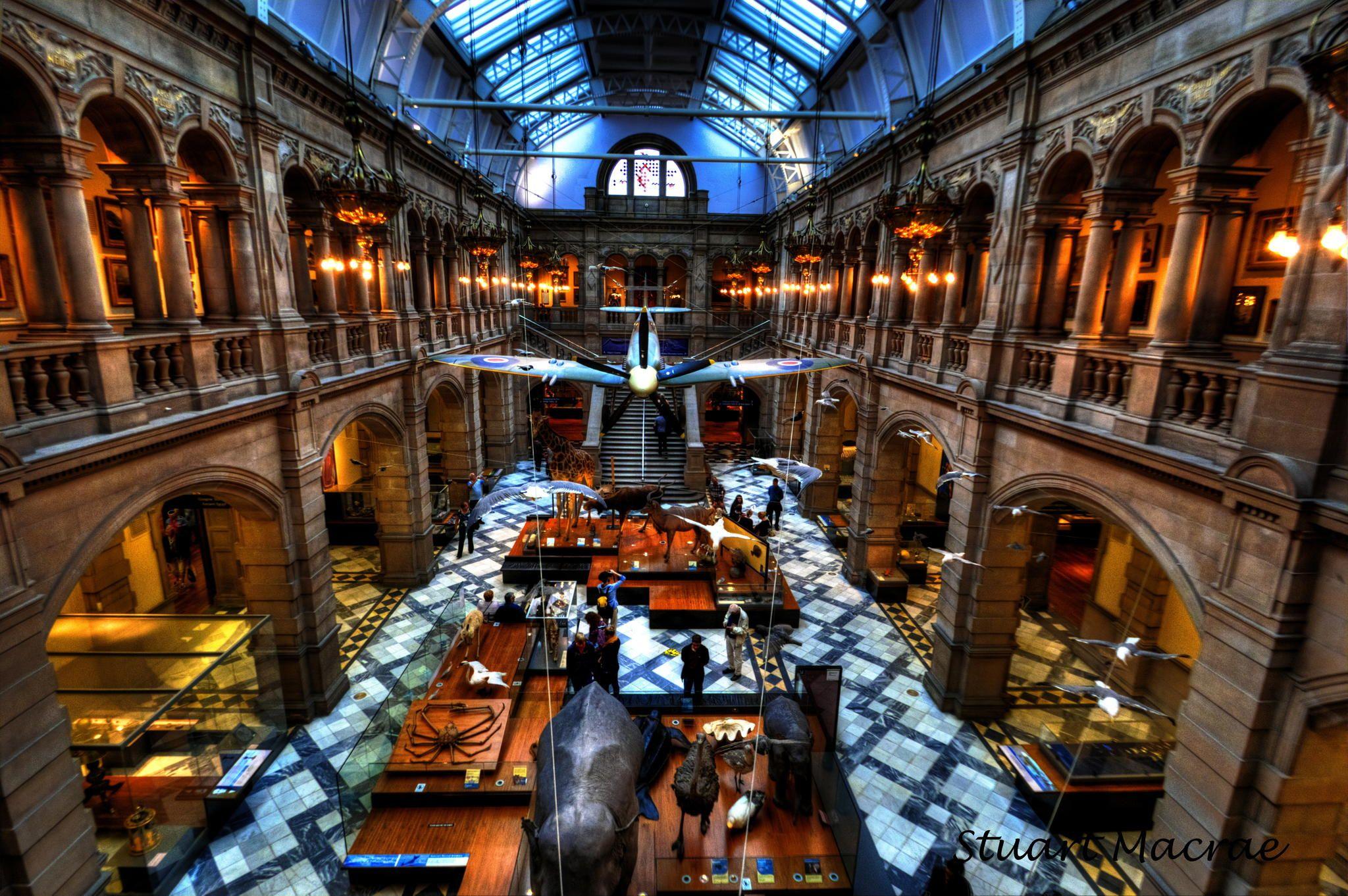 Glasgows Kelvingrove Museum and Art Gallery