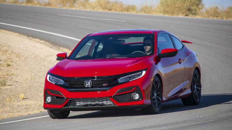 2020 Honda Civic Si Gets Faster Acceleration More Aggressive Looks Honda Civic Si Honda Civic Honda Civic Type R