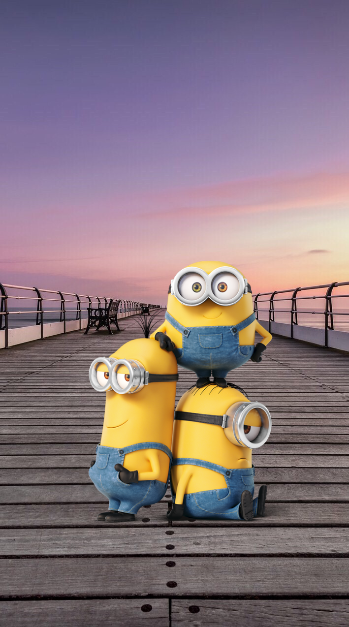 Обои iphone wallpaper minions | Обои iphone wallpapers | pinterest
