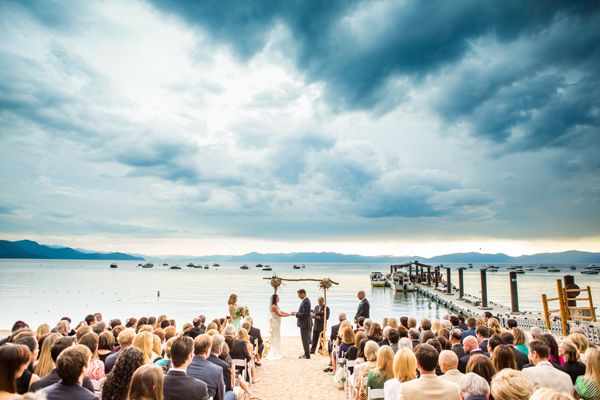 Hyatt Regency Lake Tahoe Wedding