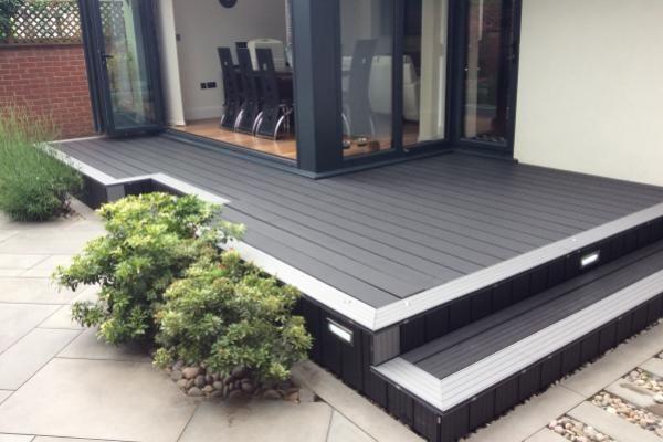Composite Decking Board Installation Gallery In 2020 400 x 300