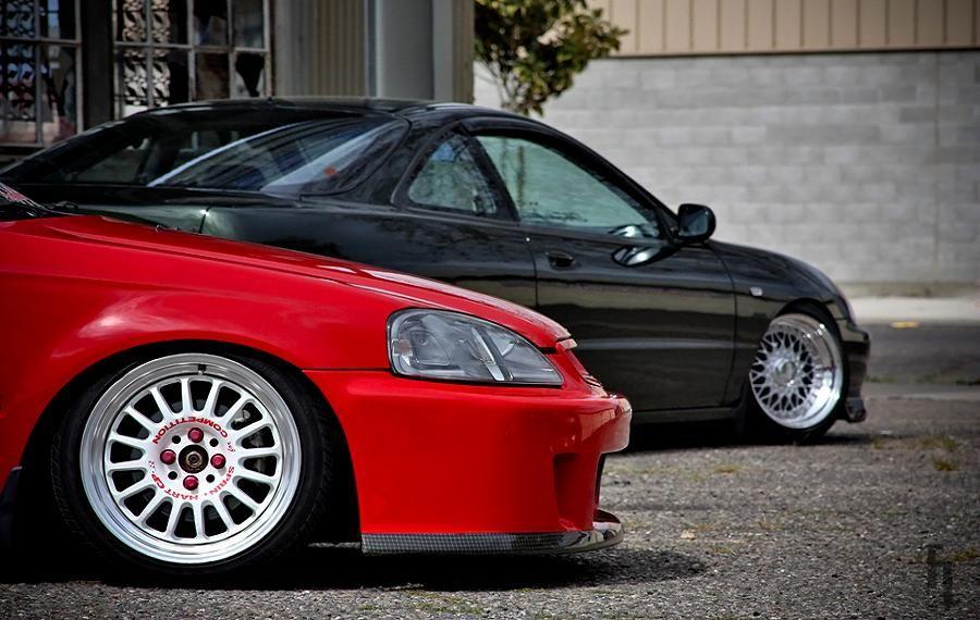 Honda Civic Em1 Sixth Generation My Type Of Cars Pinterest