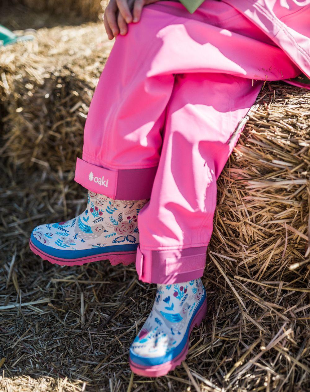f3151b392 Oakiwear Kids  Trail II Rain Pants