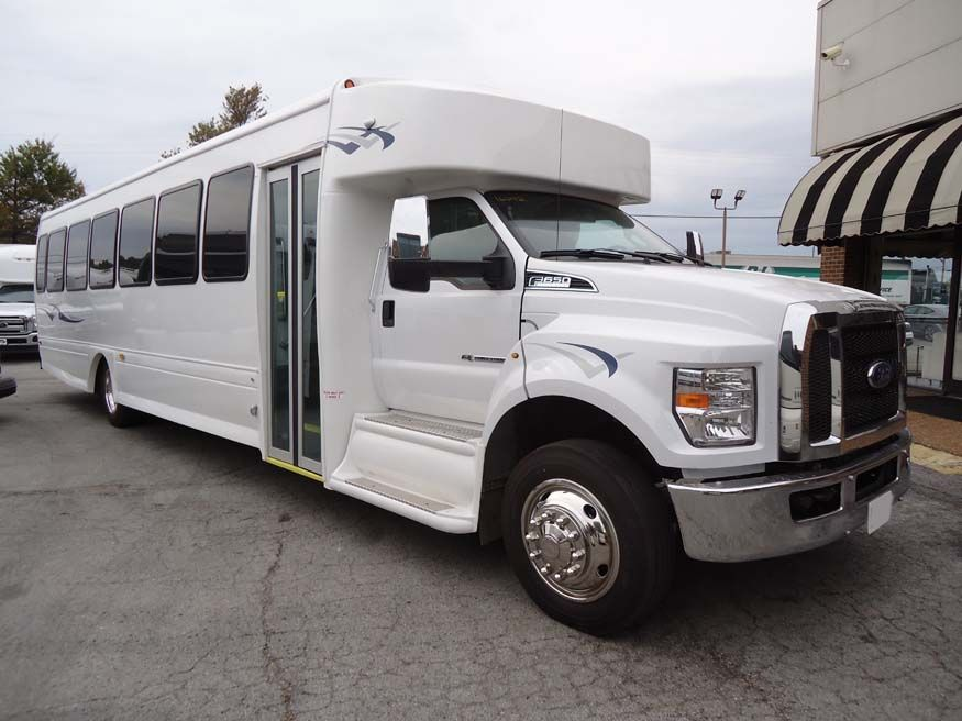 Ford F650 Xuv For Sale