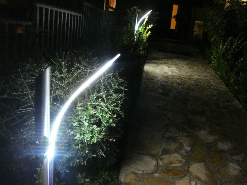 illuminazioneingressogiardino Giardino, Illuminazione