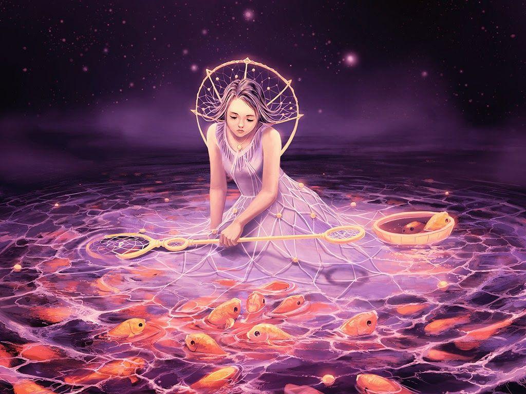 Марта, волшебные сны картинки