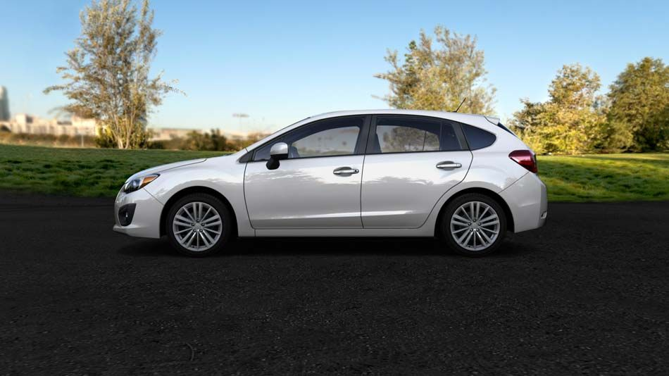 2013 Subaru Impreza 20i Limited 5 Door My Dream Garage