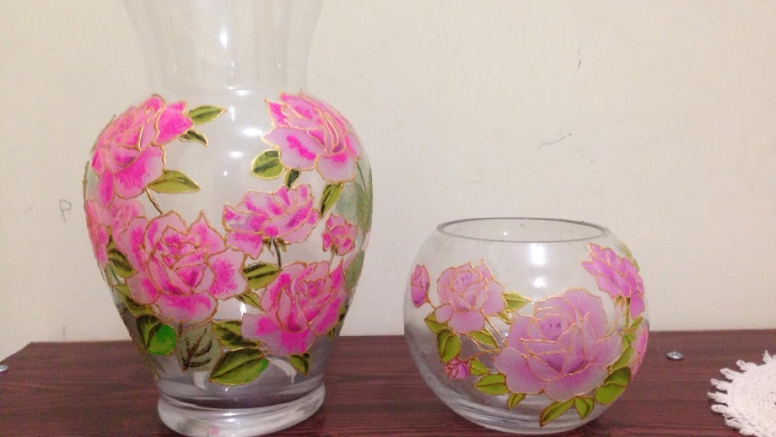 DIY Vase Decoration 92