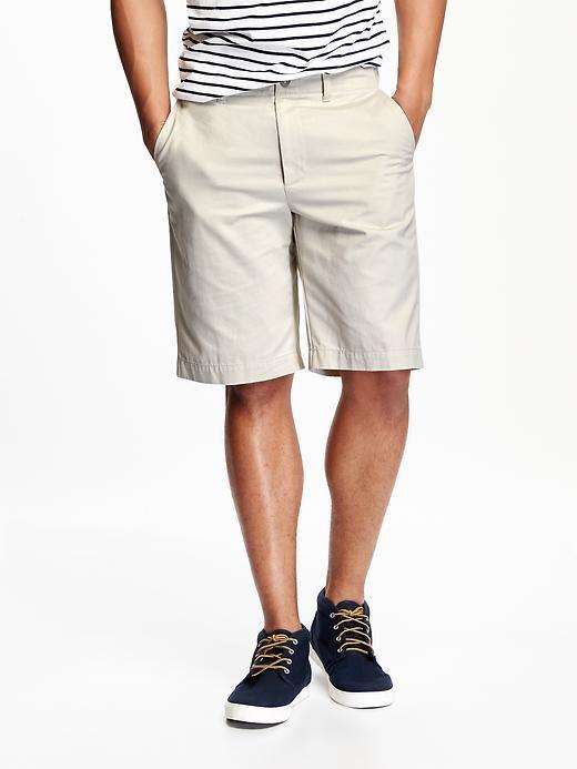 1eeb2d2e22b Broken-In Khaki Shorts for Men (10 1 2