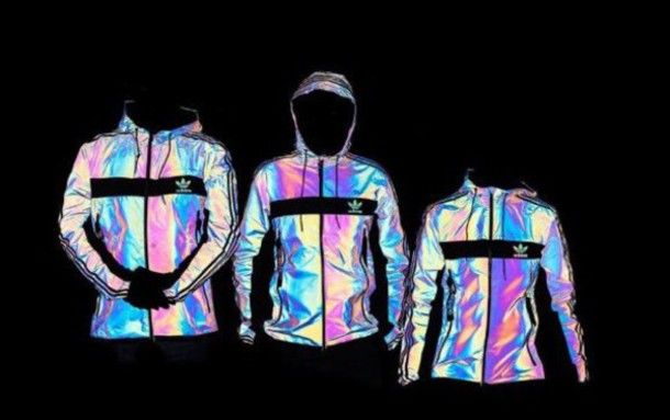 387054ce2 jacket adidas adidas jacket colorful iridescent tracksuit hoodie adidas  originals holographic nike sliver reflective xeno glow in the dark sporty  adidas ...