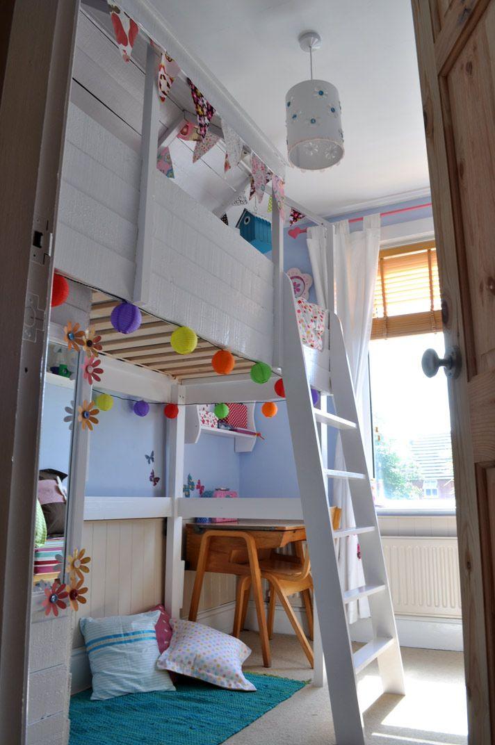 22 camas elevadas para el dormitorio infantil ambientes - Camas dormitorios infantiles ...