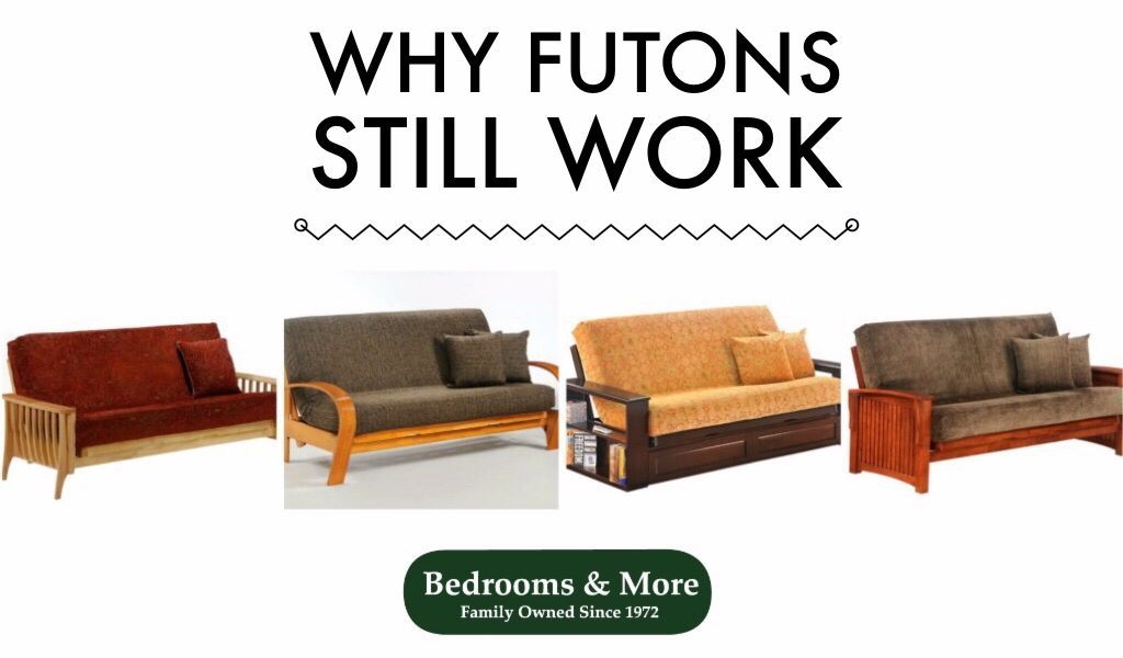 Futons Have Been Around In The U S