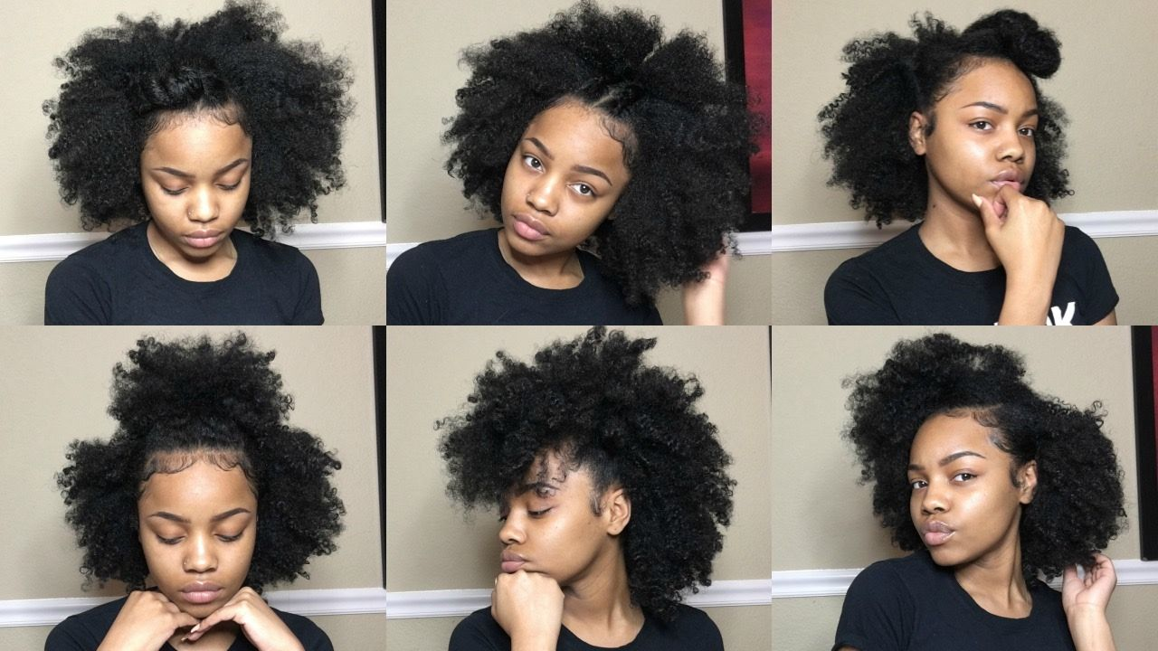 Styling An Old Twist Out Natural Hair Hair Styles Natural Hair Styles Natural Hair Styles Easy