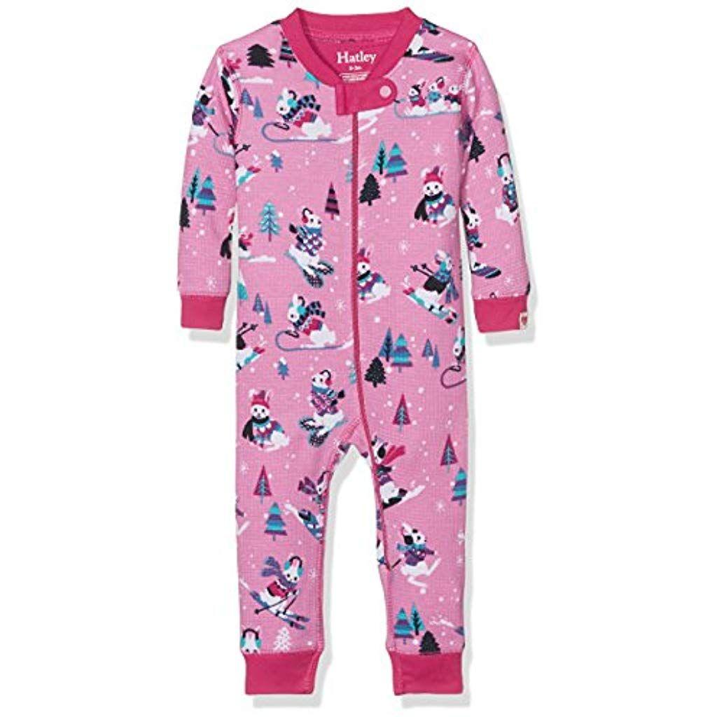 Hatley Pyjama B/éb/é Fille