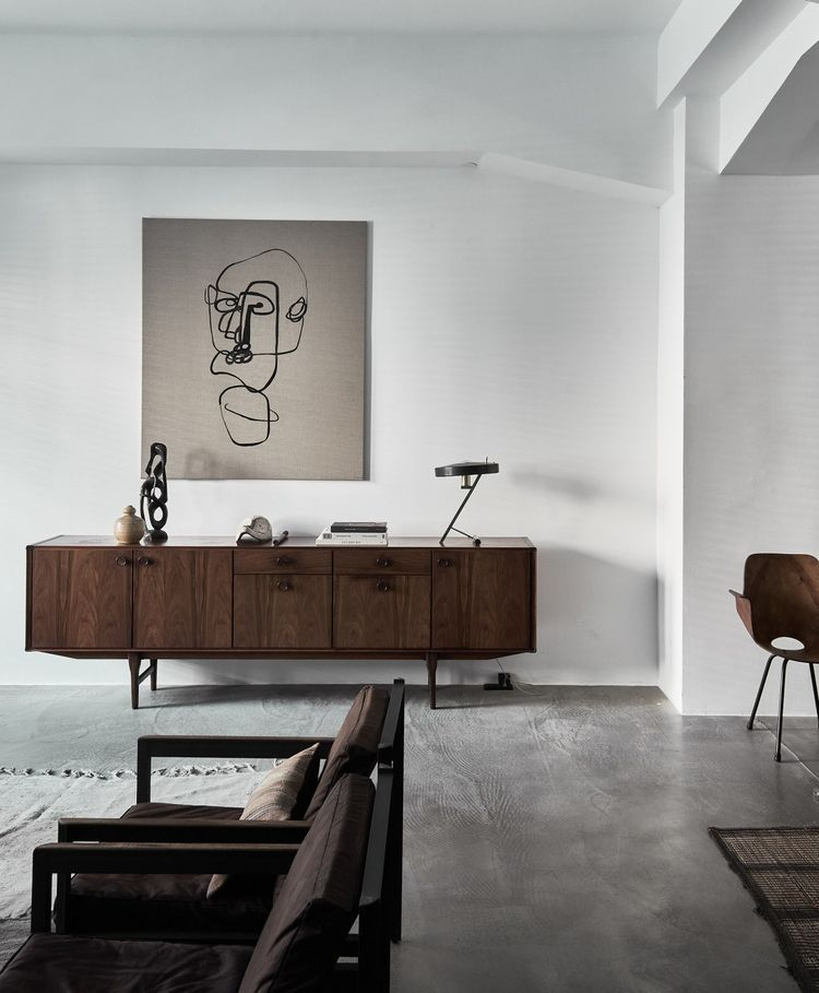 No ordinary apartment by annabell kutucu coco lapine for Appartamento design industriale