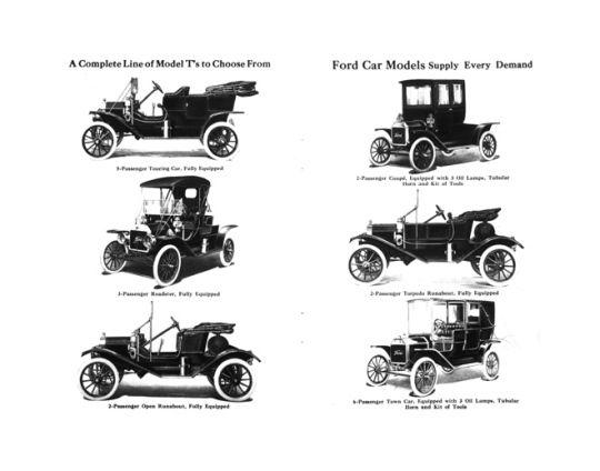 15 Cars That Impacted America Ford Models Classic Ford Trucks