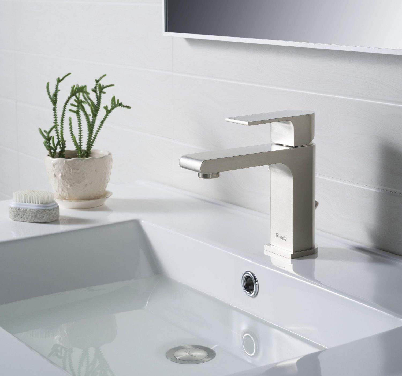 RIVUSS Danube FBS-400 - Lead-Free Solid Brass Single-lever #Bathroom ...