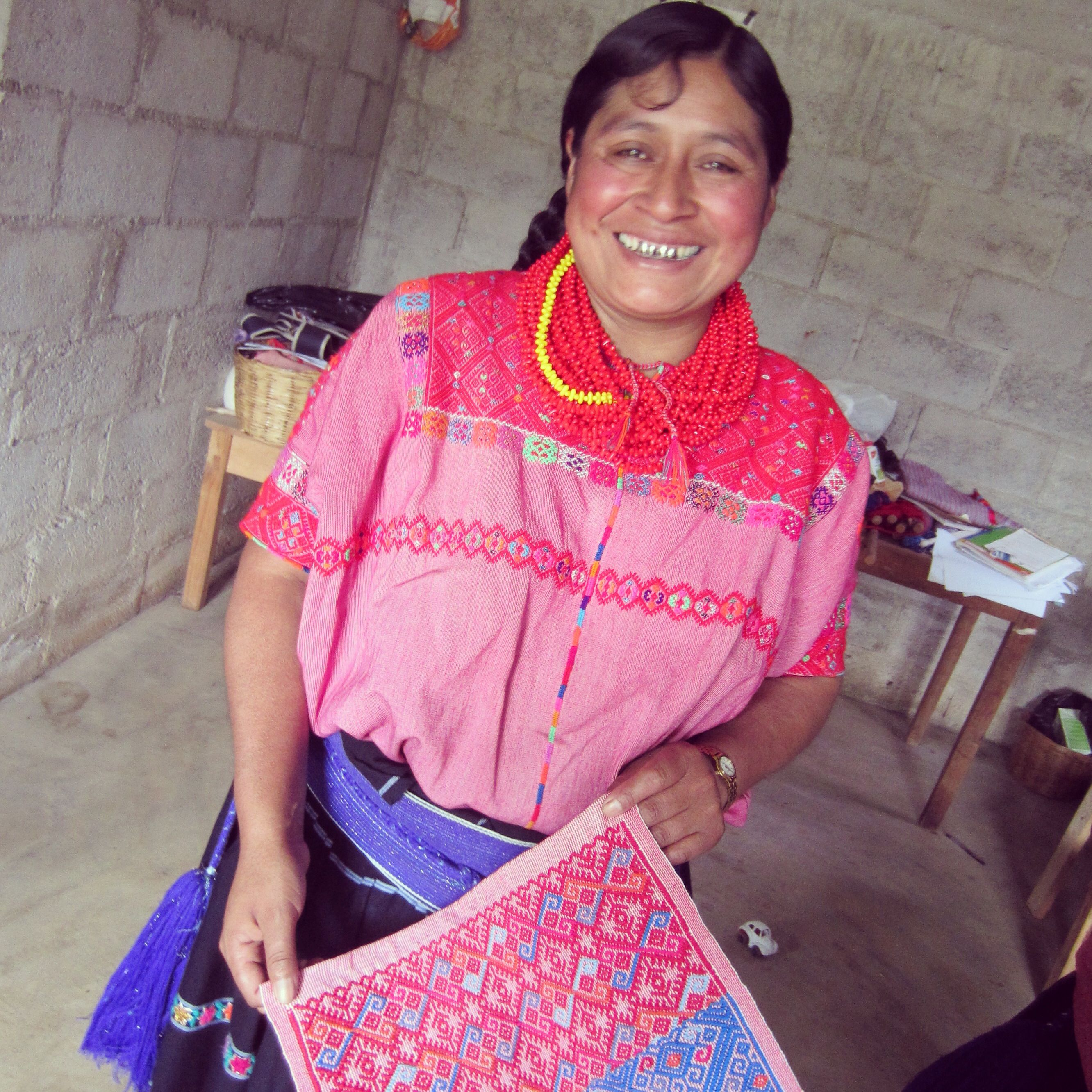 Maria Elena. Aldama, Chiapas. #womanmade #brooklyn #ethicalfashion ...