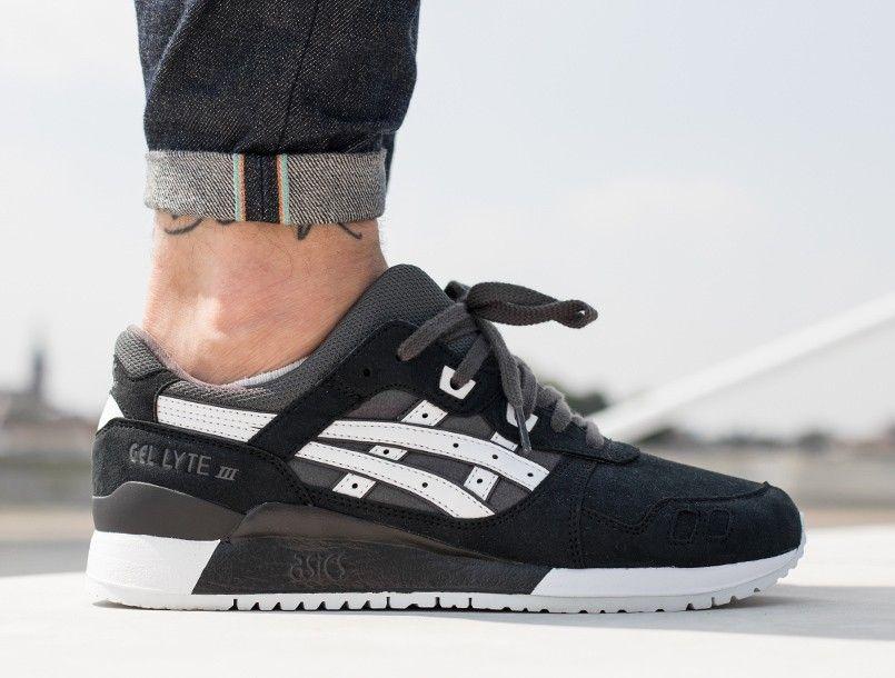 Asics Gel-Lyte III dark grey 1 | Sneakers mode, Fitness ...