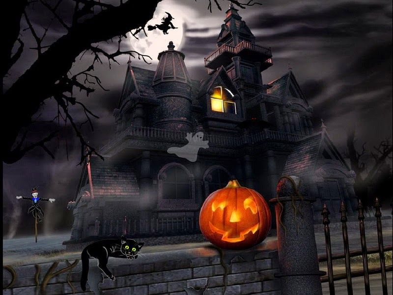 Scary Halloween Screensavers Download Free For Mac Iphone Windows 7 8 Halloween Desktop Wallpaper Free Halloween Wallpaper Halloween Wallpaper