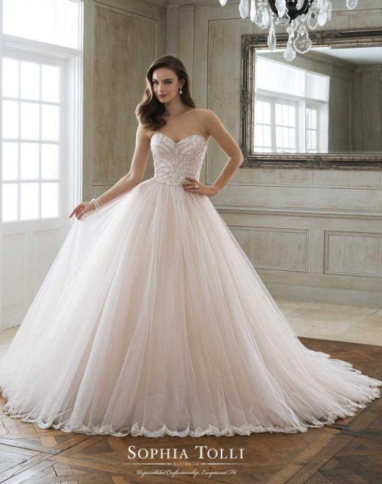 7dd16037b27 Featured Wedding Dress  Sophia Tolli  www.sophiatolli.co.uk  Wedding dress  idea.