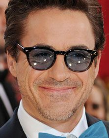 e3fefe4418 The Arnold frame by The Dolabany Collection has been spotted on several  actors lately (including Robert Downey Jr.