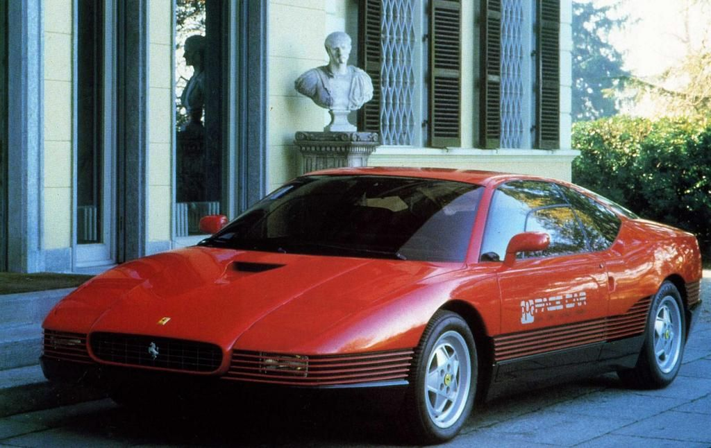 Ferrari Mondial 3.2l PPG Pace Car