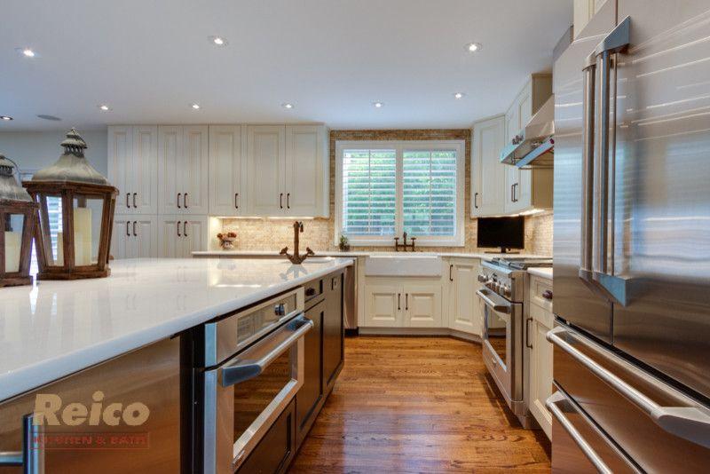 Beautiful Ultracraft Cabinets trend Dc Metro Transitional Kitchen ...