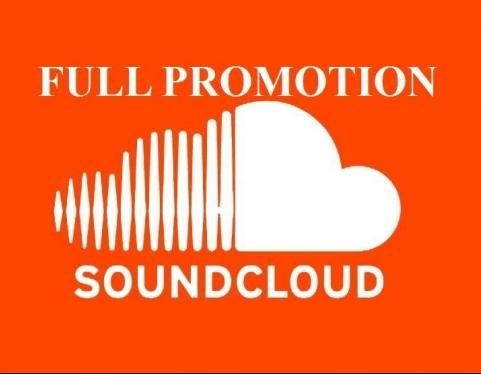 Soundcloud Promotion - Promote Your Music with SoundCloud