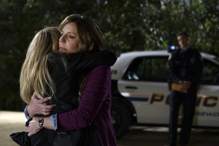 """Pin for Later: 8 Things We Already Know About the Flash Forward on Pretty Little Liars Yes, We Will Find Out Who Killed Mrs. DiLaurentis """"We will find out who did that, yes. That's connected to this new mystery, and the new 'big bad' moving forward."""""""