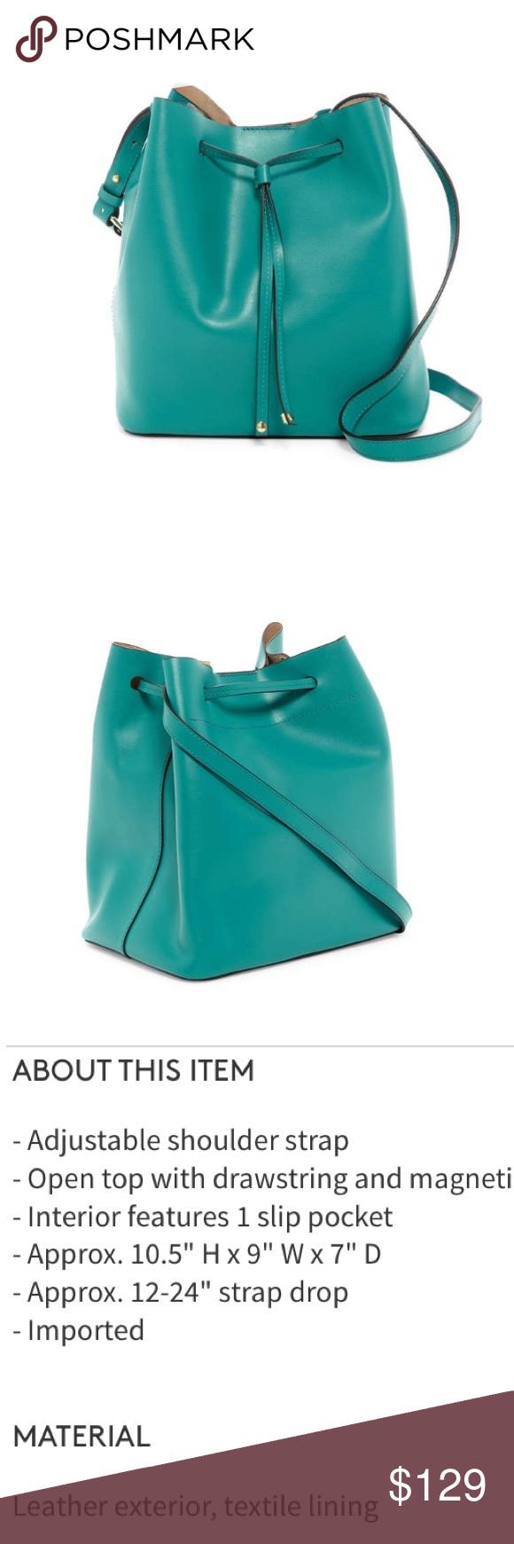 3e0a5ae7b2ed 😊💜Gail medium leather bag by Lodis NWT