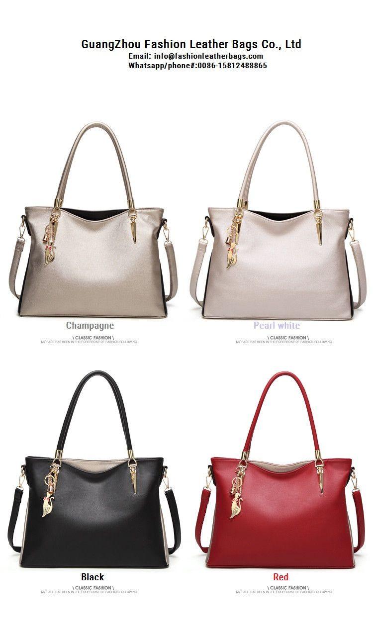 f24c9c56aa Pin by GuangZhou Fashion Leather Bags Co.